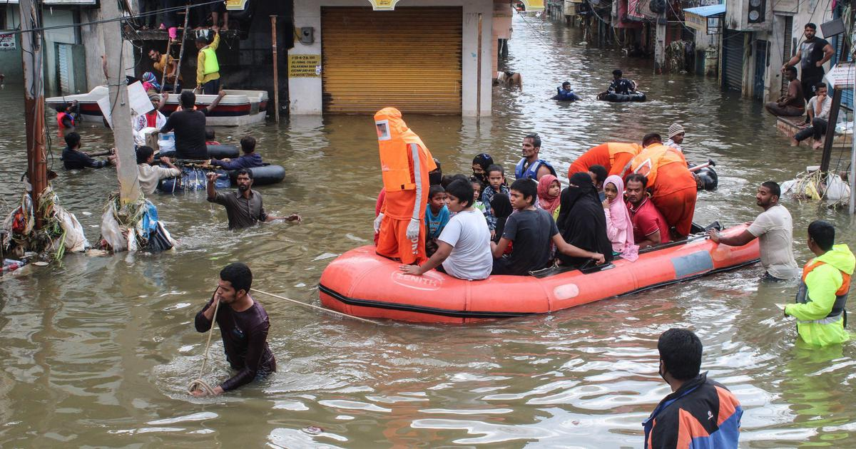 Hyderabad floods underline the need for a climate resilience plan for Indian cities
