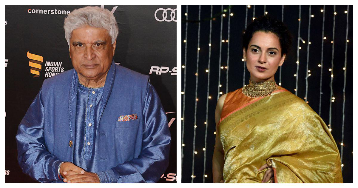 Mumbai Police summon actor Kangana Ranaut in Javed Akhtar defamation case