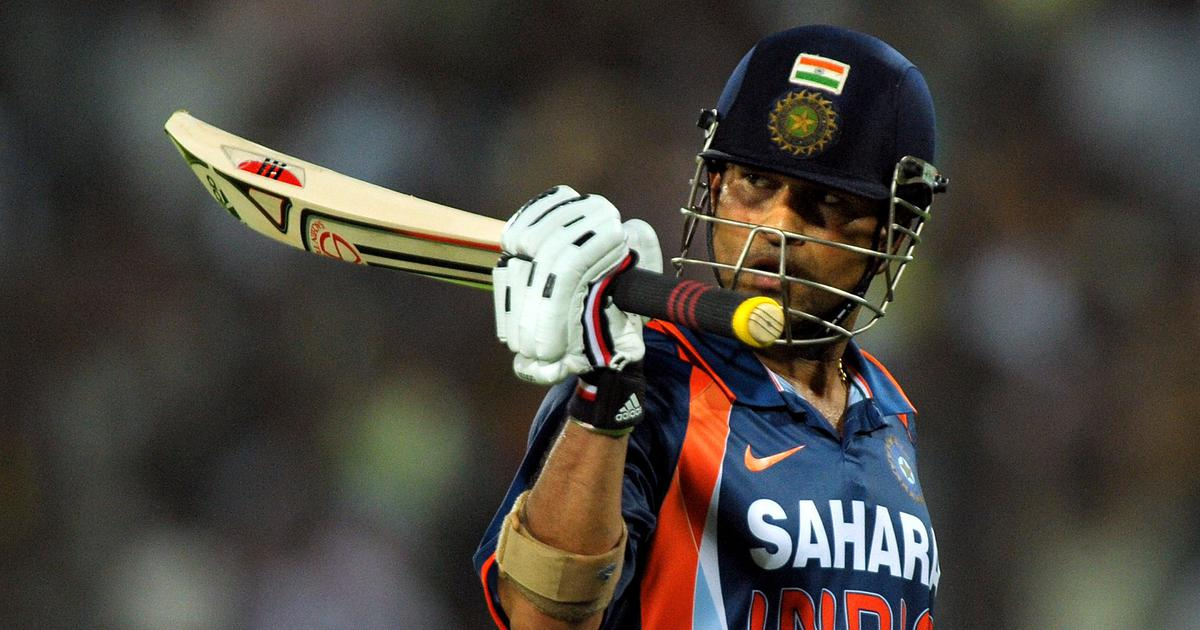 Watch: A video that imagines Sachin Tendulkar batting against some of the best modern day pacers