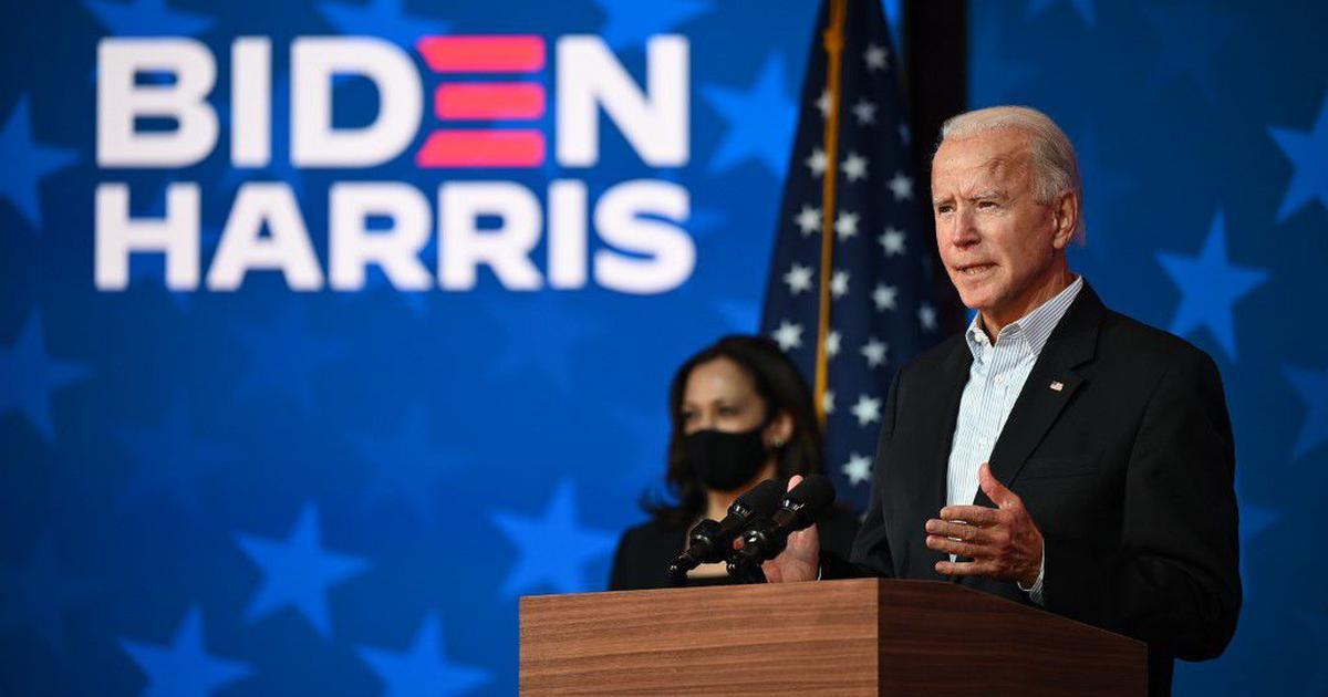 Democrat Joe Biden to be 46th US president, Kamala Harris his VP