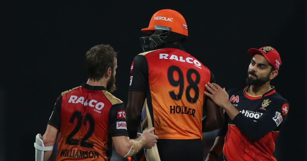 Watch: Williamson, Holder help Sunrisers Hyderabad beat RCB by 6 wickets in IPL 2020 Eliminator
