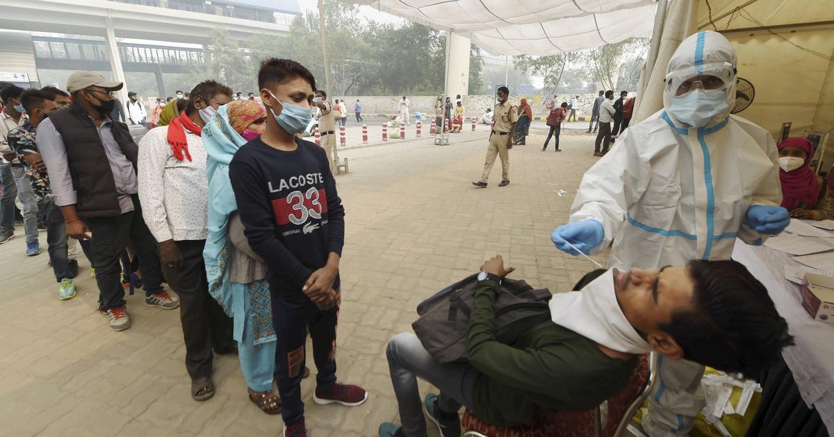 Covid-19: Arunachal Pradesh has zero infections, India reports 16,752 new cases on Sunday
