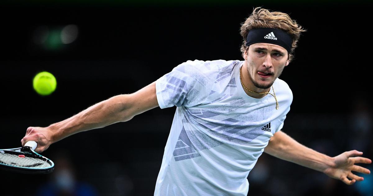 Paris Masters: Alexander Zverev beats Rafa Nadal in straight sets, to meet Daniil Medvedev in final