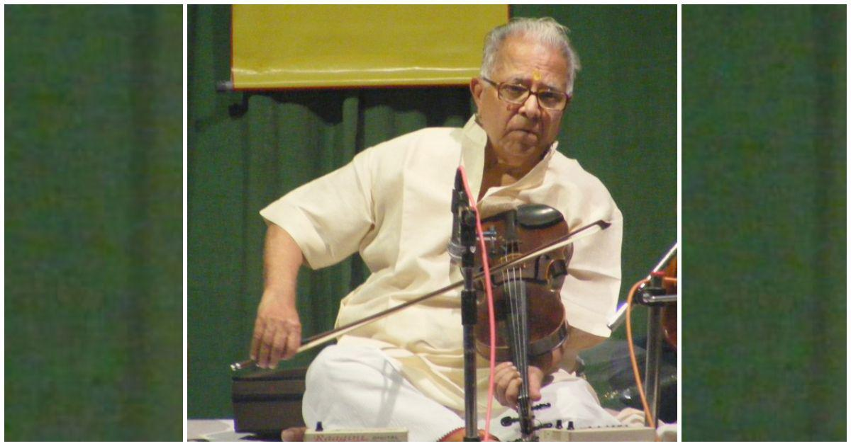 TN Krishnan (1928-2020): The beauty of his violin playing knew no bounds