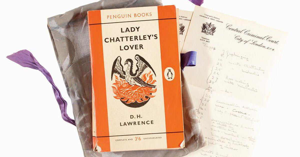 Sixty years of the 'Lady Chatterley's Lover' trial: A court case that defined free expression