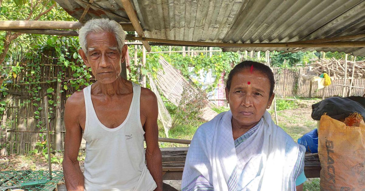 As Kaziranga National Park spreads, residents tear down their homes before they are evicted