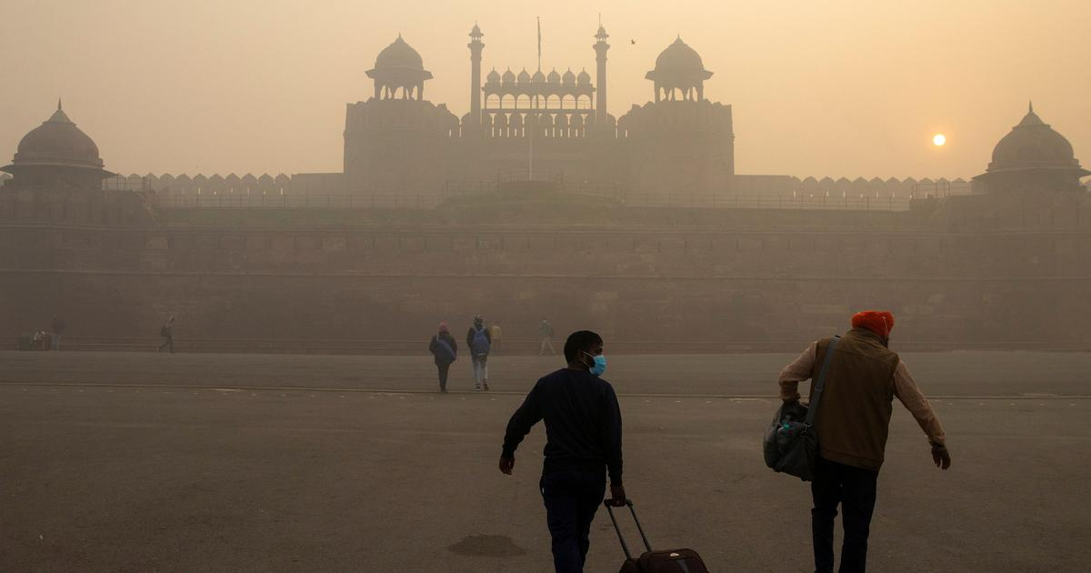 Delhi air pollution levels remain 'severe' for seventh consecutive day
