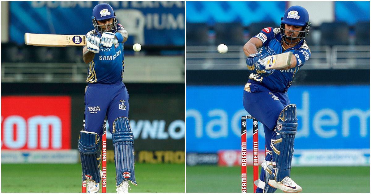 IPL 2020: Uncapped but unfazed, Ishan Kishan and Suryakumar Yadav emerge as MI's batting heroes