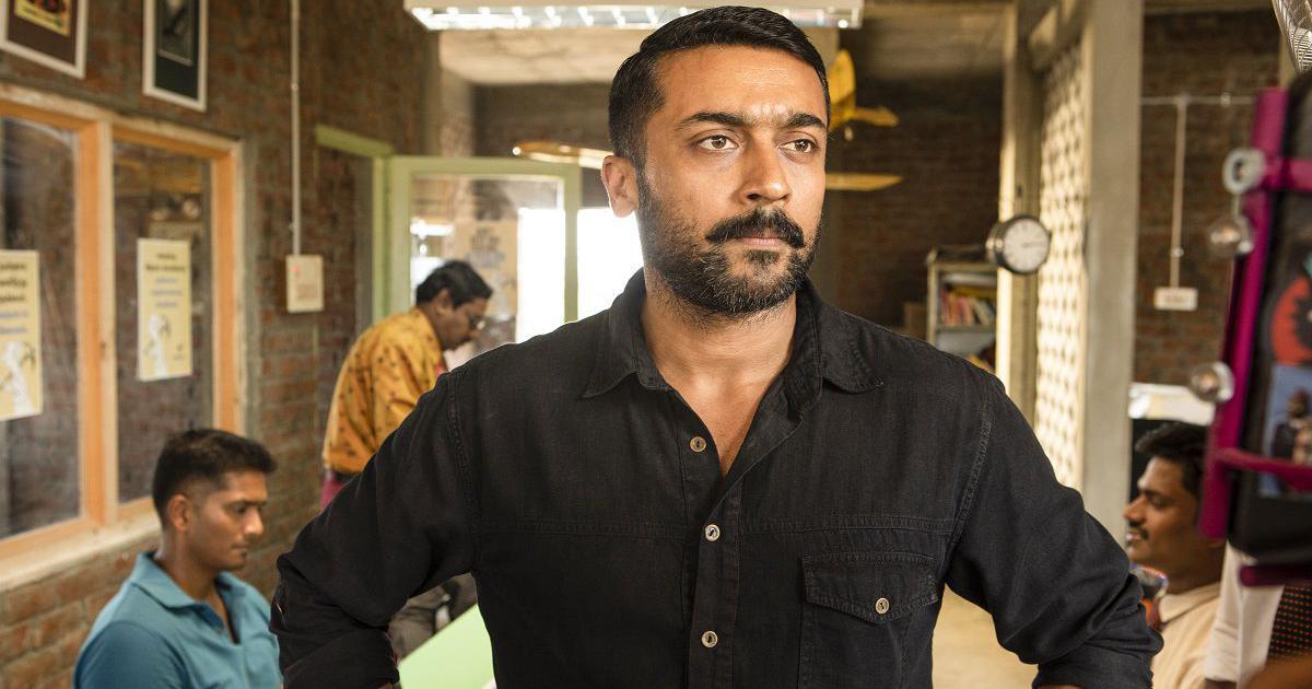 'Soorarai Pootru' review: Suriya starrer is a romance-filled flight of dreams
