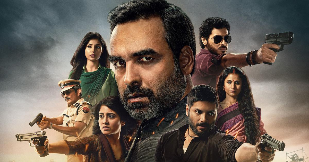 FIR filed against Amazon web series 'Mirzapur' in UP for allegedly hurting religious sentiments