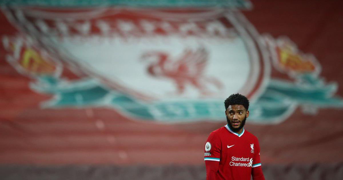One injury blow after another: Liverpool defender Joe Gomez undergoes knee surgery