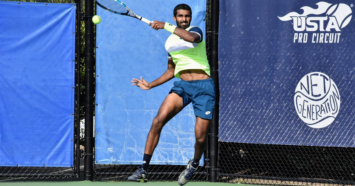 Indian tennis: Prajnesh beats Jack Sock in tough three-setter to reach Cary Challenger quarters