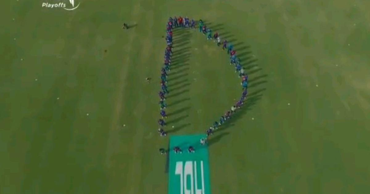 Watch: A tribute to late Aussie cricketer Dean Jones ahead of Pakistan Super League's restart