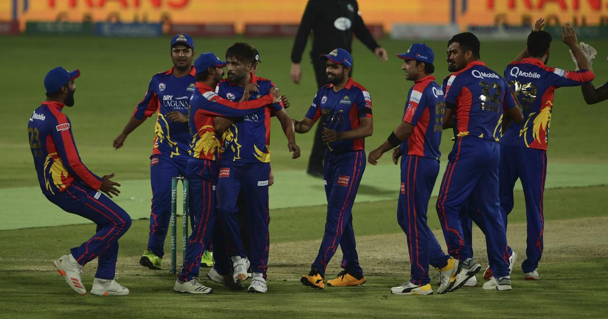 Cricket: Karachi reach final after winning thriller as Pakistan Super League restarts after 8 months