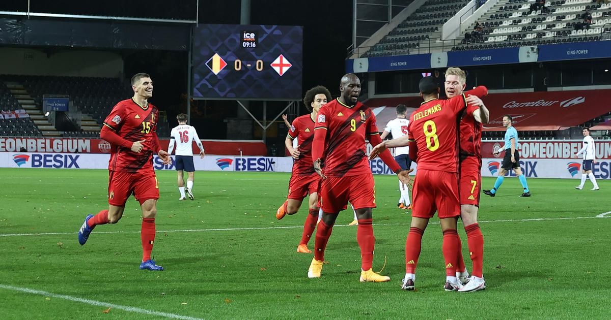Nations League: Belgium end England's chances as  virus-hit Italy inch closer to finals