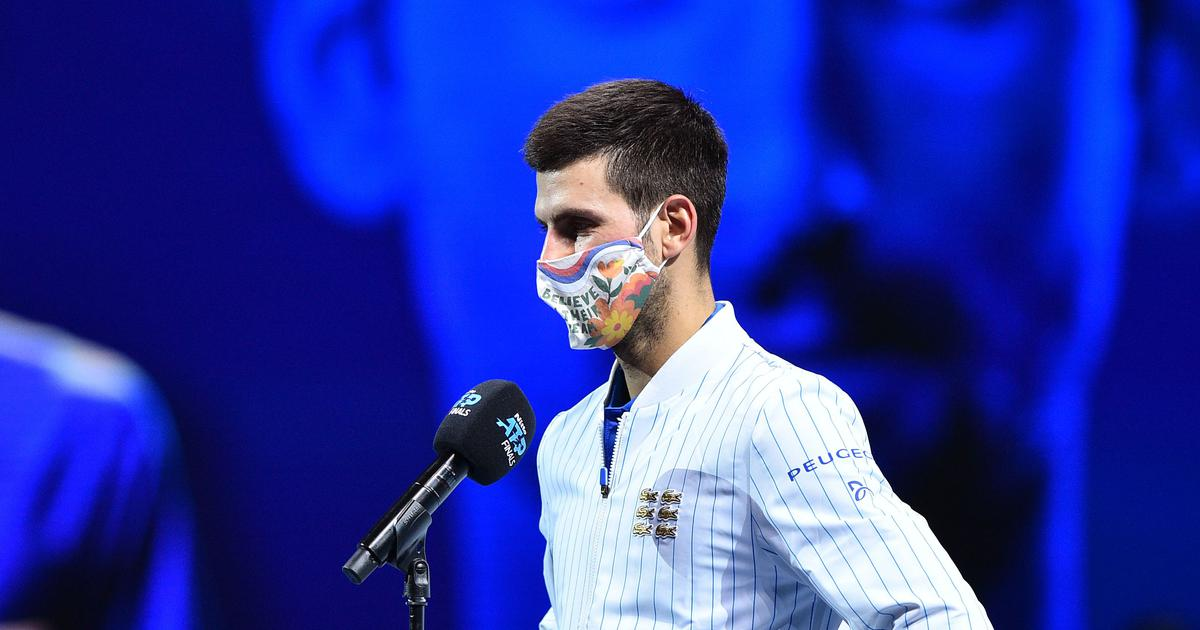 Djokovic says not sure if ATP Cup is happening in January