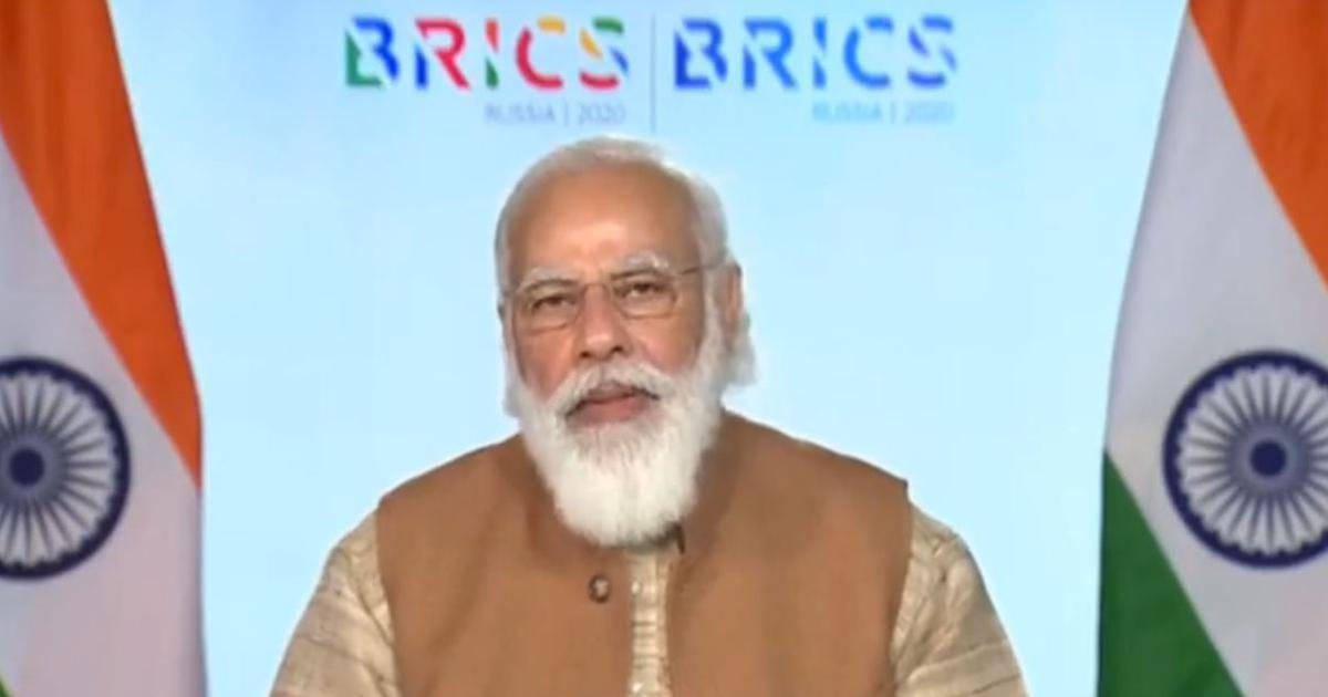 BRICS summit: Xi calls for intl cooperation in fighting COVID-19