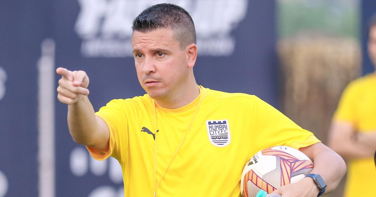 Even working with Barcelona wasn't as amazing: Coach Sergio Lobera on impact of CFG at Mumbai City