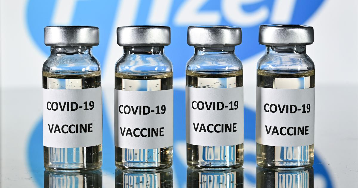 Pfizer's Covid-19 vaccine 95% effective in phase-3 study, says company