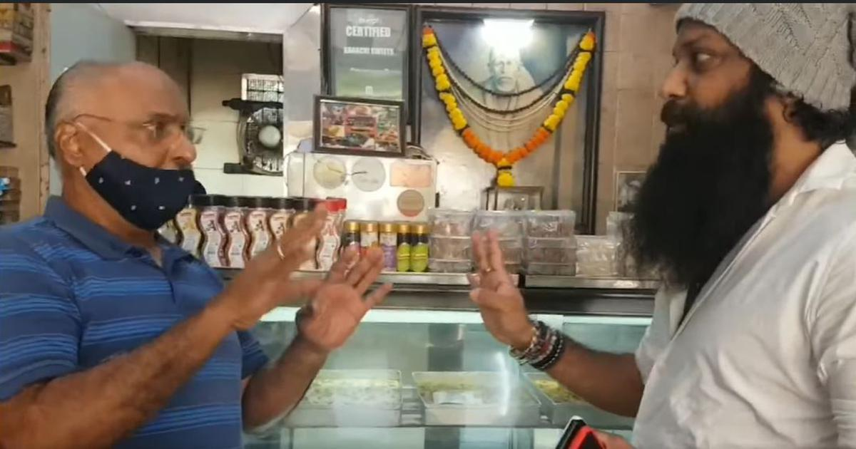 Sena leader tells Mumbai's Karachi Sweets to change its name, party distances itself from demand