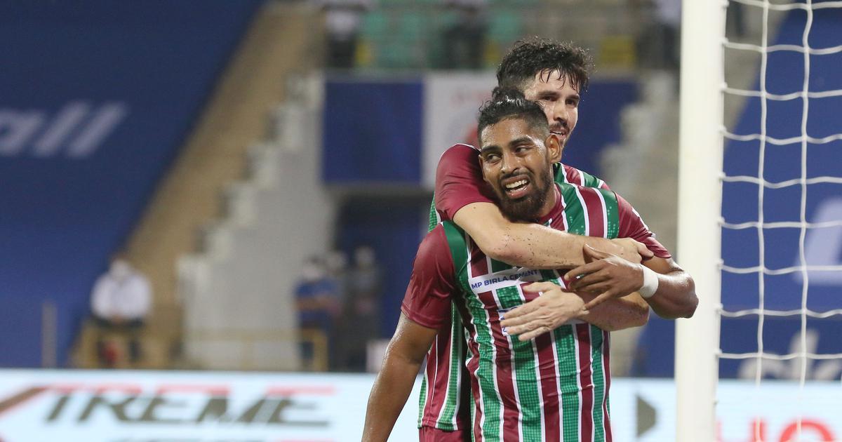 ISL: Roy Krishna's winner sinks Kerala Blasters as ATK Mohun Bagan make a winning start