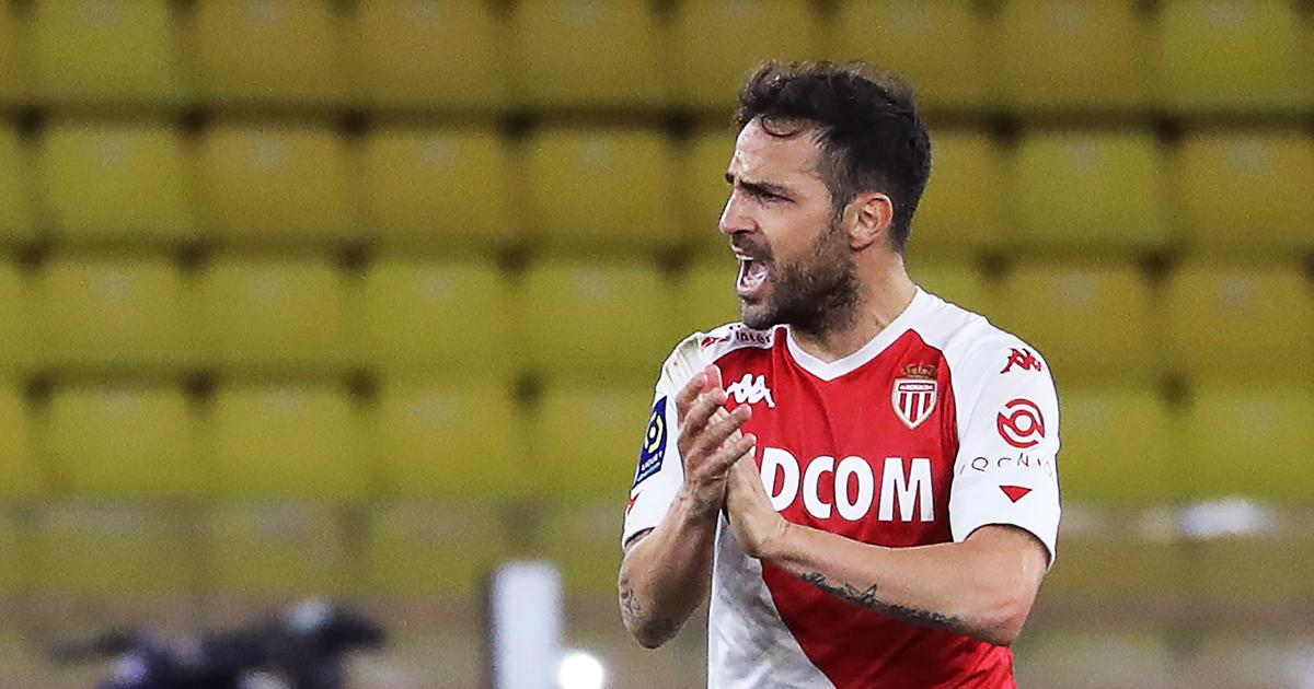 Ligue 1: Fabregas scores late winner as Monaco come back to stun PSG after Mbappe double