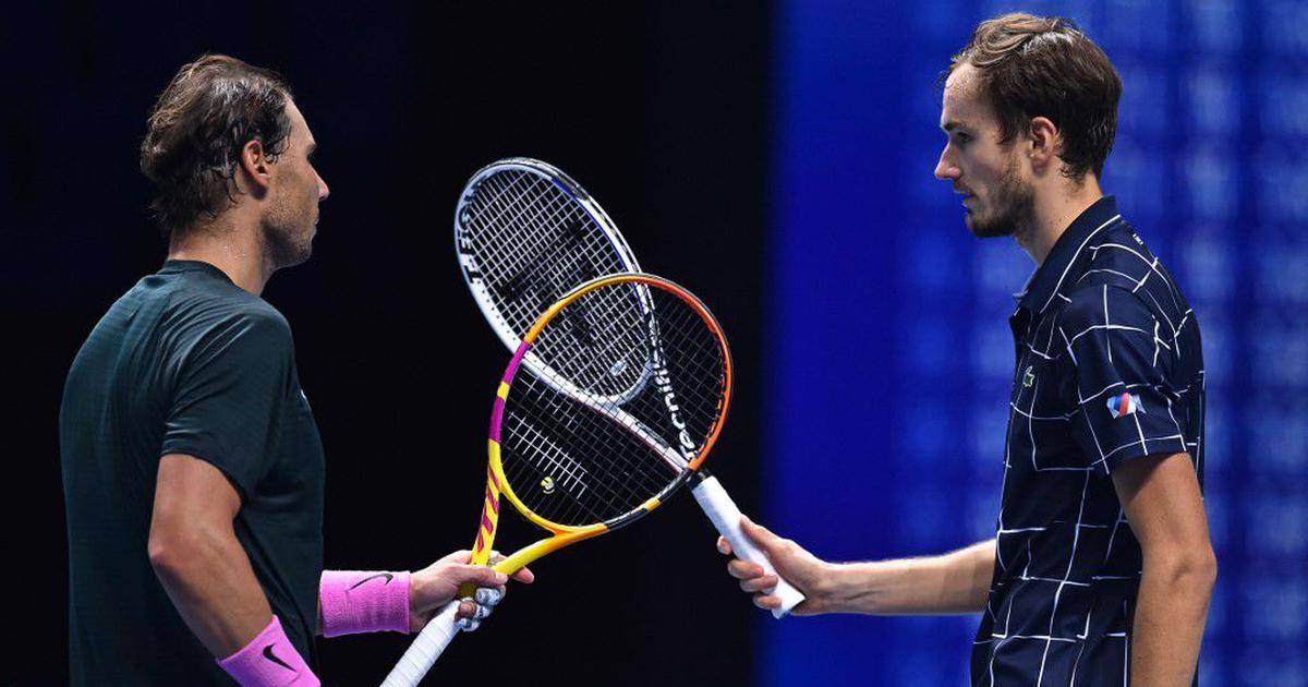 ATP Finals: Nadal's wait for a year-end title continues as Medvedev sets up final against Thiem