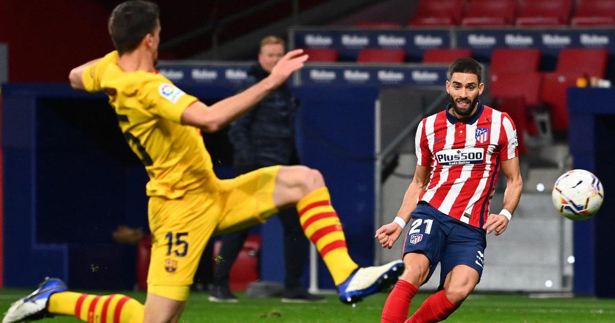 La Liga: Atletico boost title hopes with impressive win against Barcelona, Real Madrid slip again