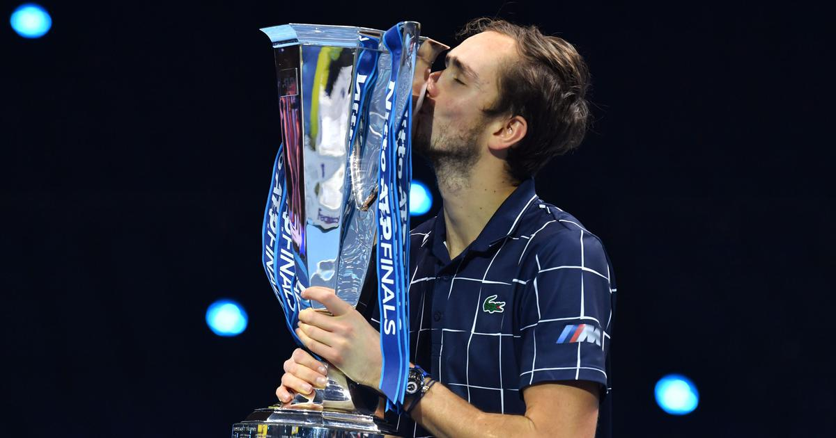Tennis: Gritty Medvedev finds a way past Thiem to win ATP Finals title