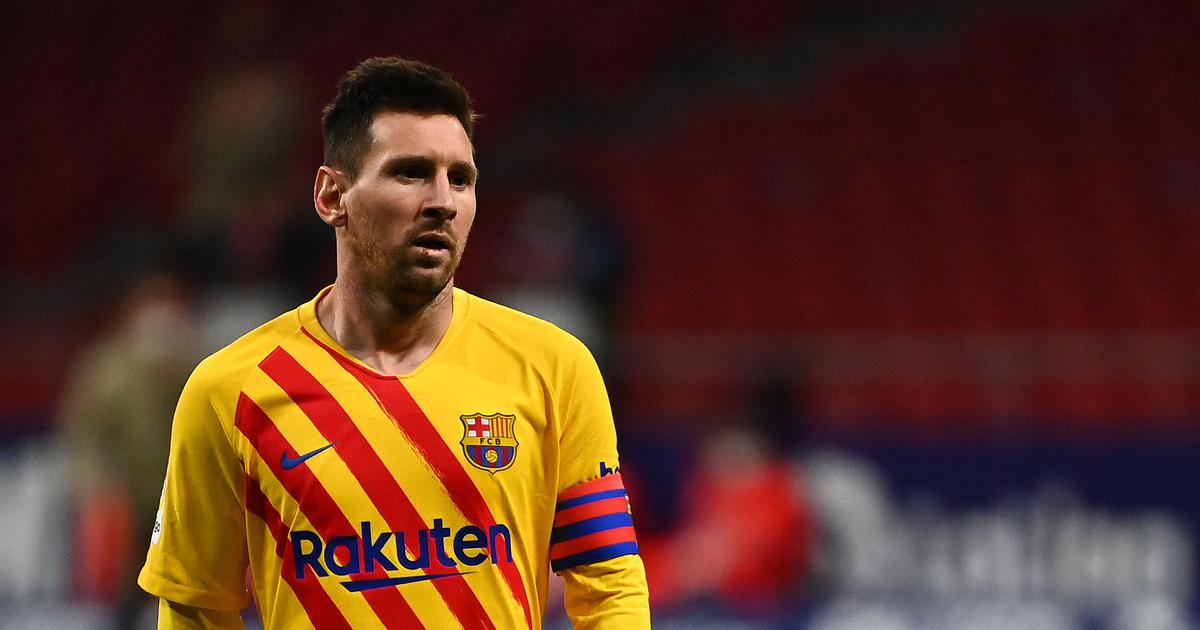 As the Ronald Koeman project fails to take off at Barca, Lionel Messi looks almost unrecognisable
