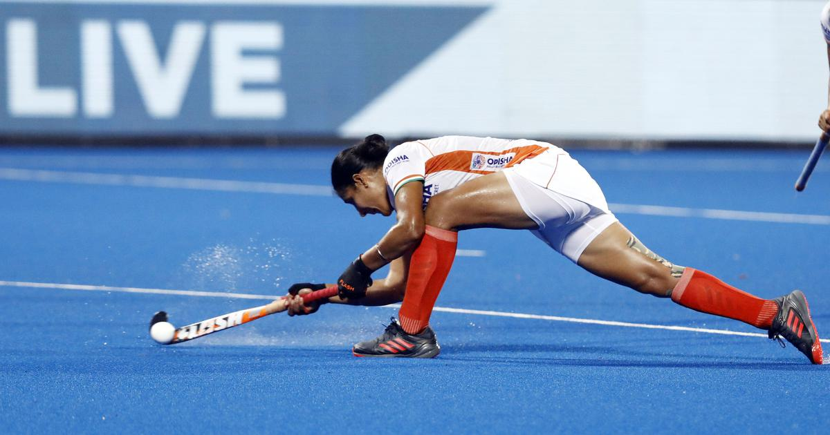 How Gurjit Kaur's desire to do something different gave Indian women's hockey its first drag flicker