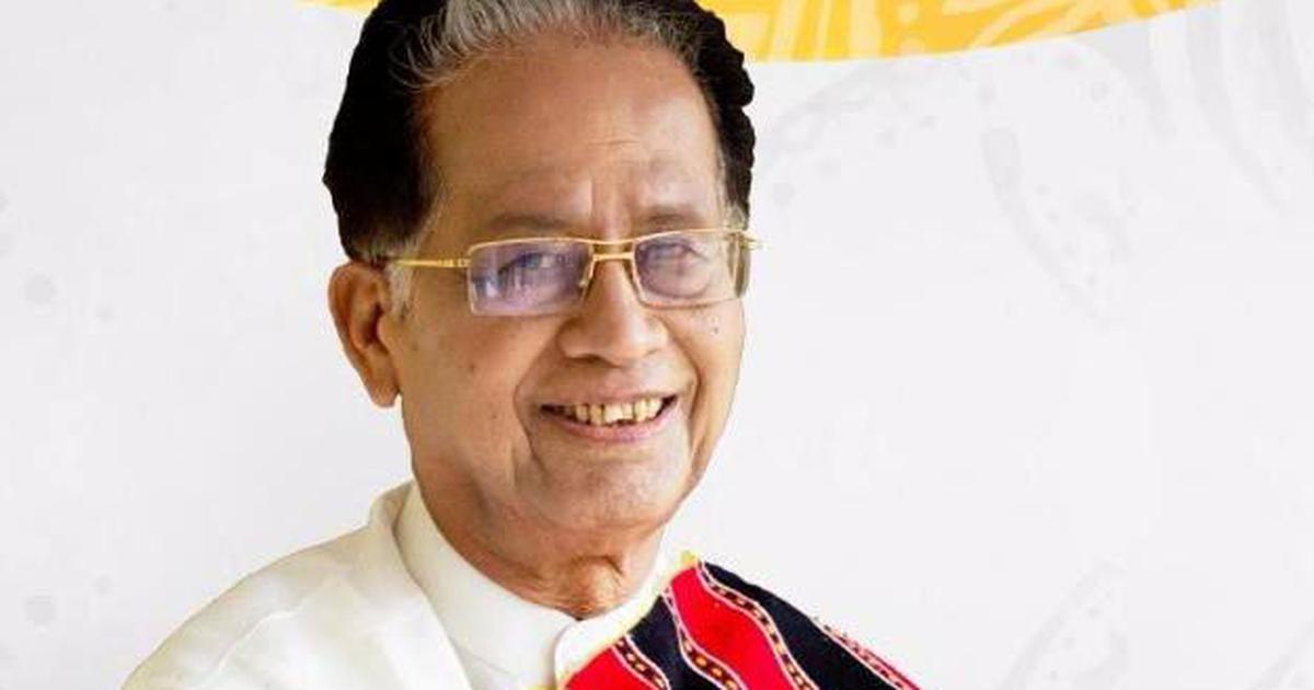 Former Assam CM Tarun Gogoi dies at 86