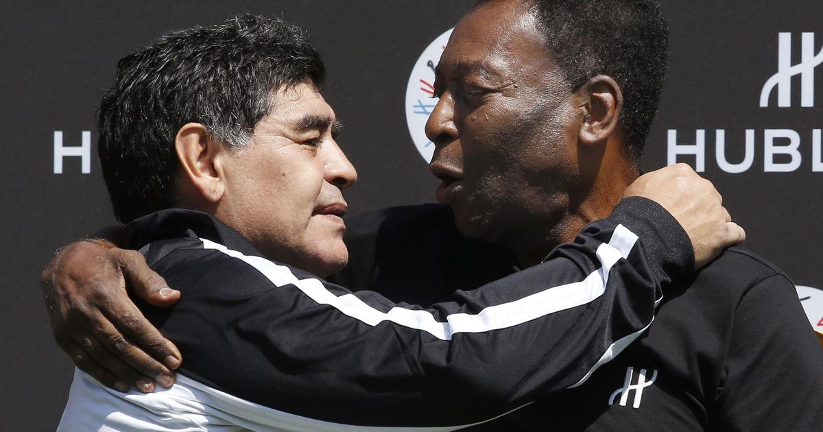 'My first football hero', 'The best I ever saw':  Footballers pay tribute to Diego Maradona