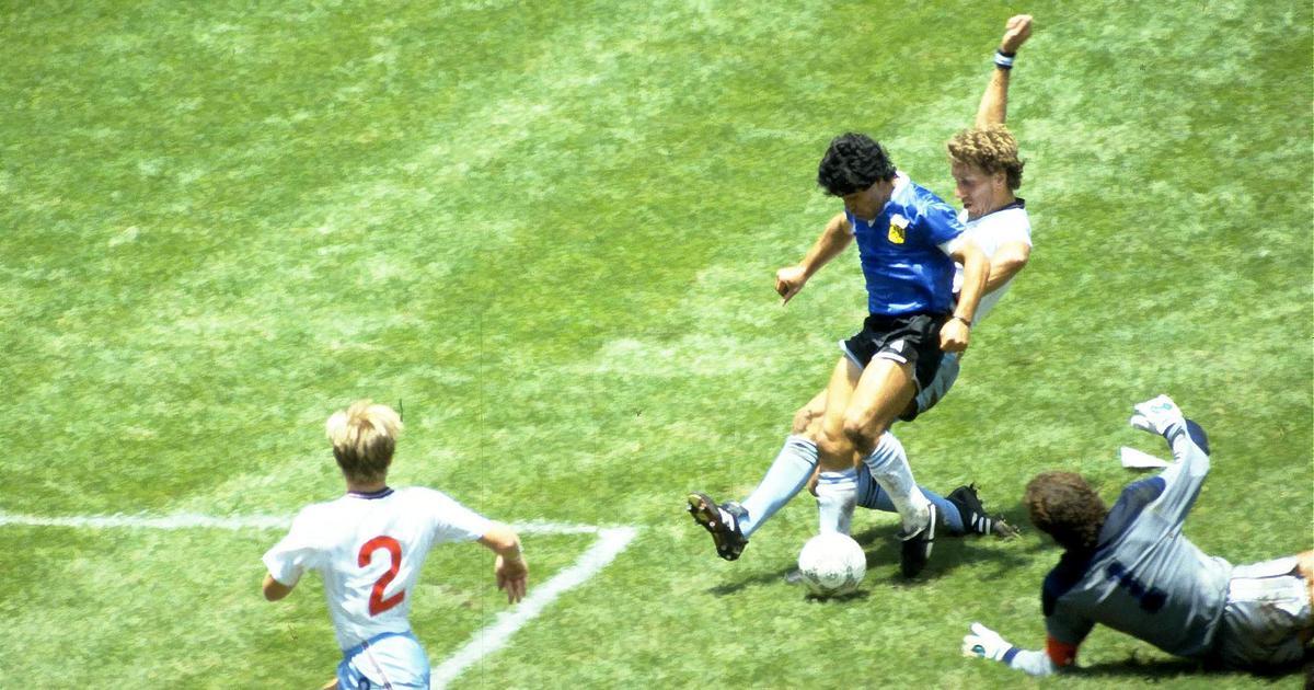 Pause, rewind, play: When Diego Maradona scored the goal of the century