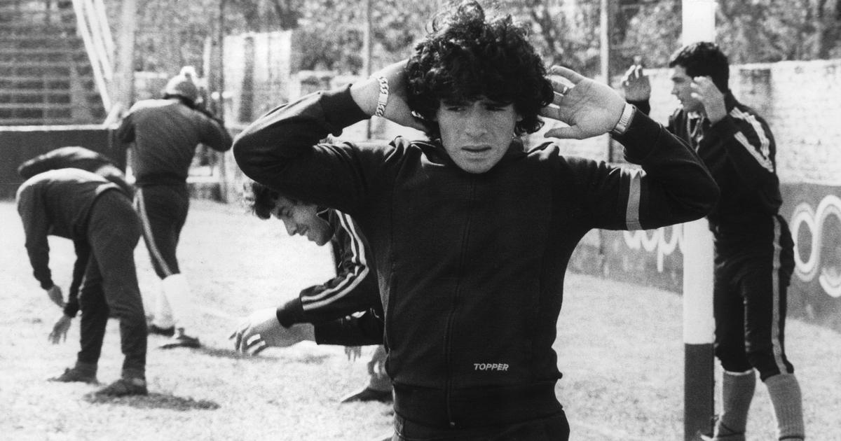 Diego Maradona's life and career in photos: From epic 1986 World Cup win to a rebel off the field