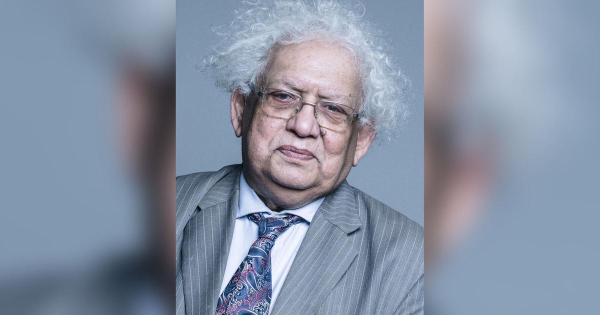 What led economist Meghnad Desai to Leftist ideology and to the Labour Party in the UK?