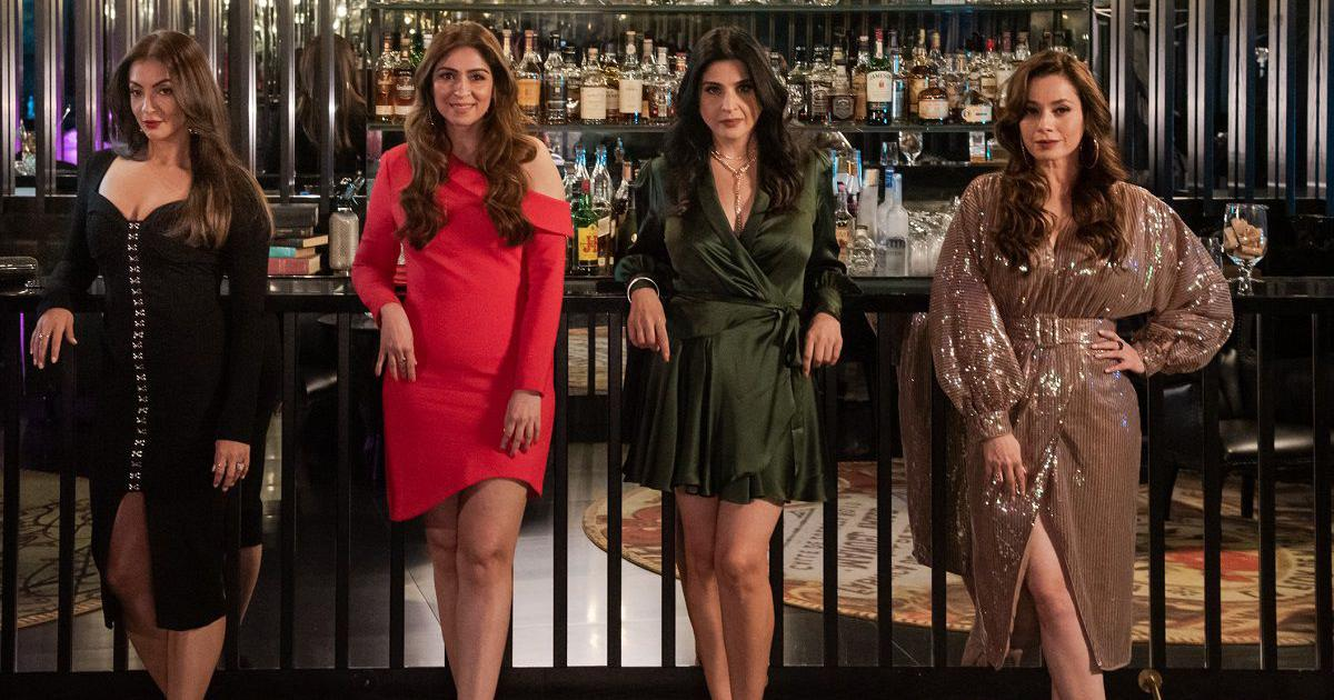 'Fabulous Lives of Bollywood Wives' review: Bling and the benefits of friendship in reality series