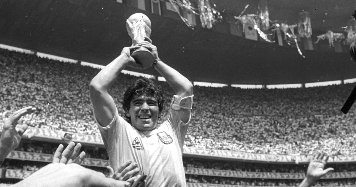 Diego Maradona's Hand of God: The English may never move on, but it's a moment of great significance