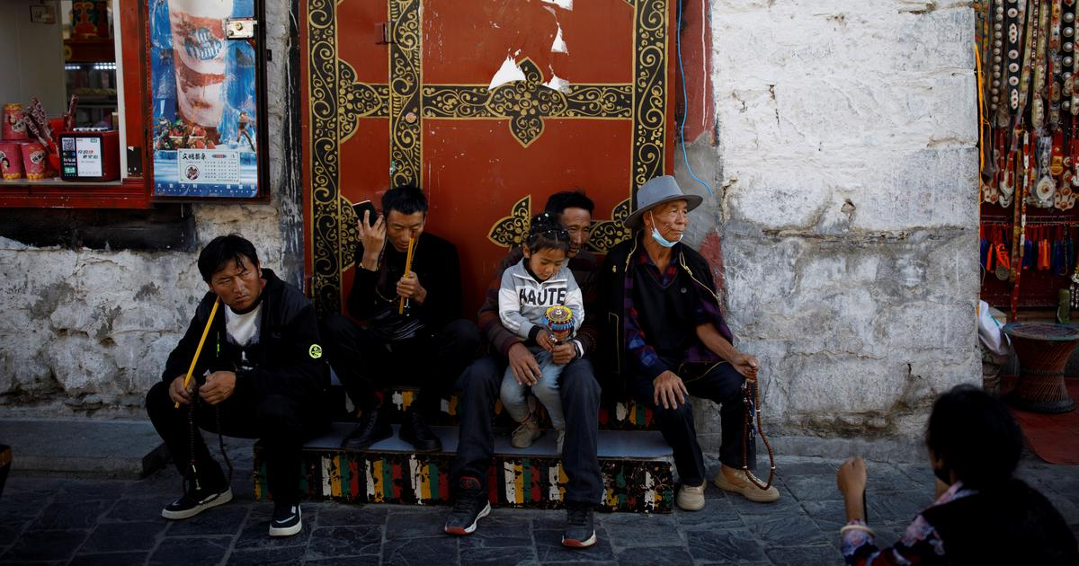 Exiled and distanced from its home, Tibetan writing has long reflected the spirit of the pandemic