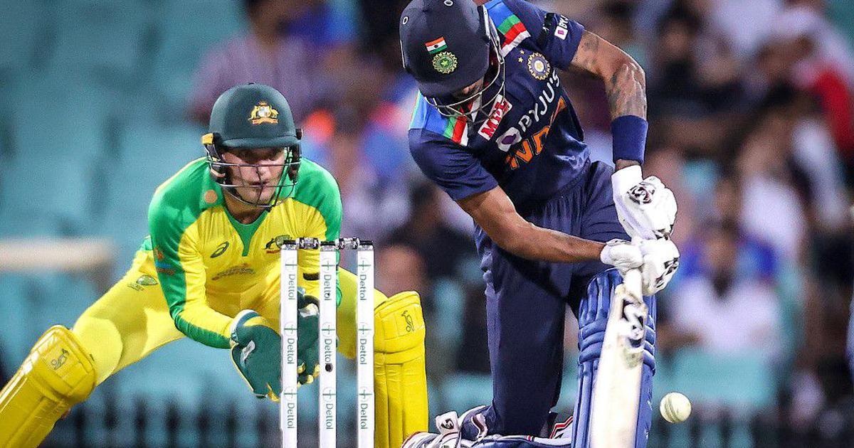 Video highlights: Hardik Pandya's knock in vain as India lose by 66 runs in first ODI vs Australia