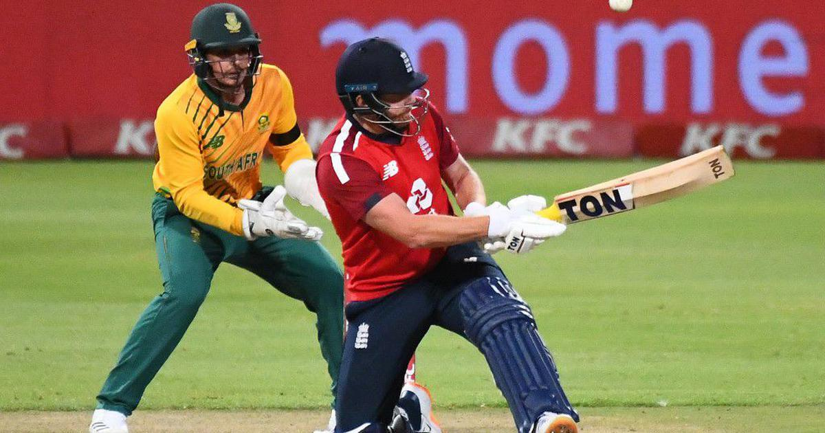 South Africa vs England first T20I: Jonny Bairstow's special knock helps visitors take 1-0 lead