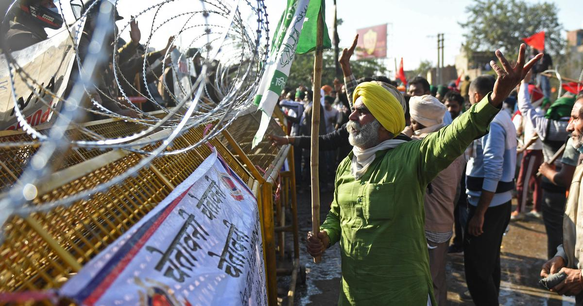 Farm law protests: Farmers call Bharat Bandh on December 8, insist on repealing new laws
