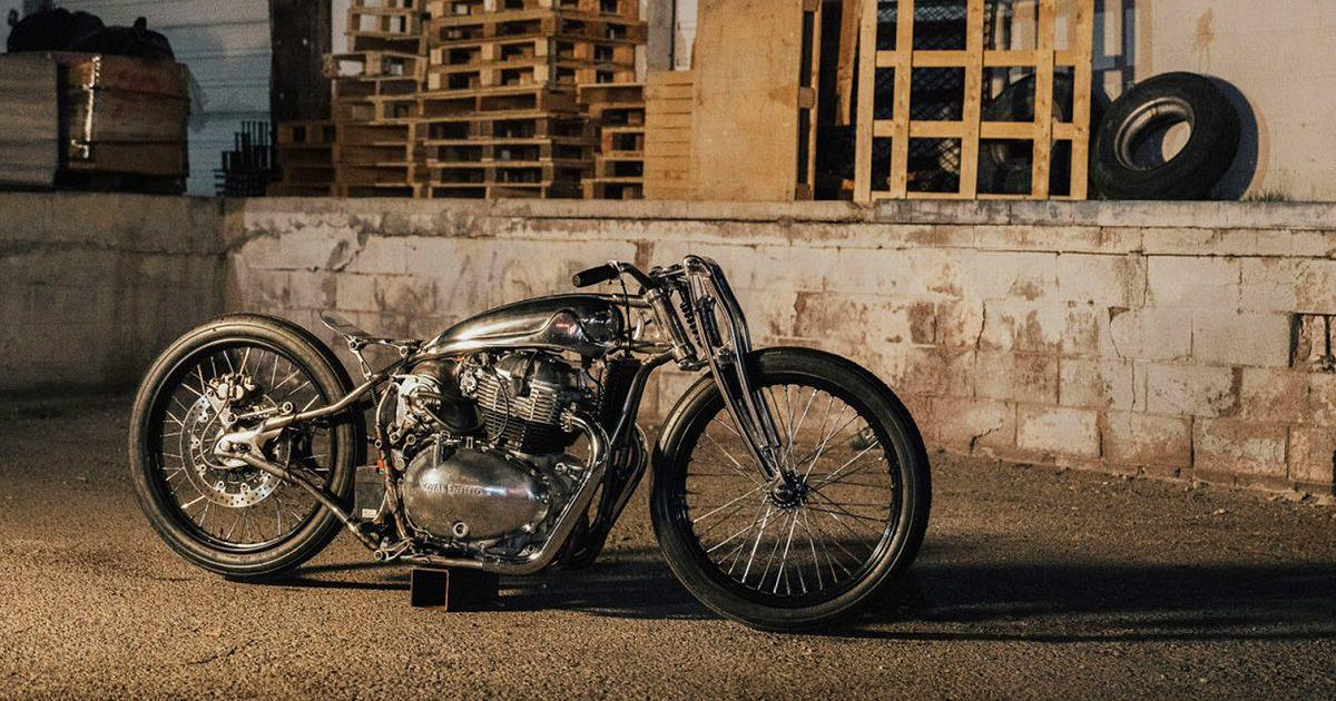 Pulling back to forge ahead: What Royal Enfield's turnaround owes to the luxury store Good Earth