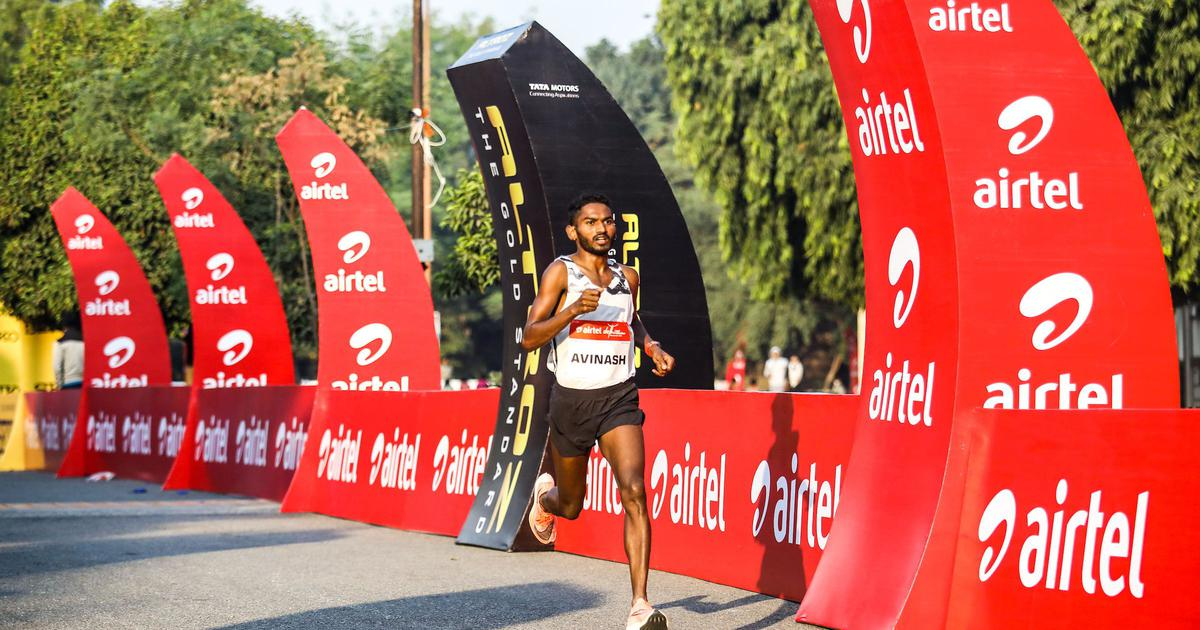Steeplechase champ Avinash Sable wanted to just test himself but ended up with half-marathon record