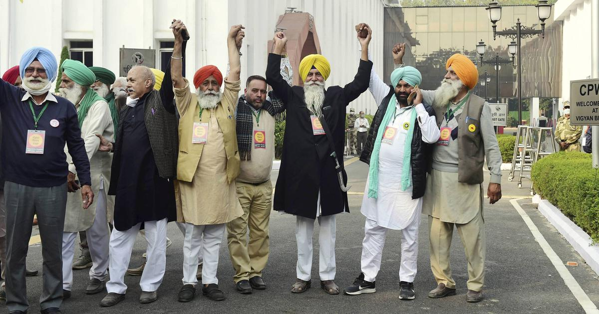 Farm laws: Centre to hold another meeting on Thursday as talks with farmers fail