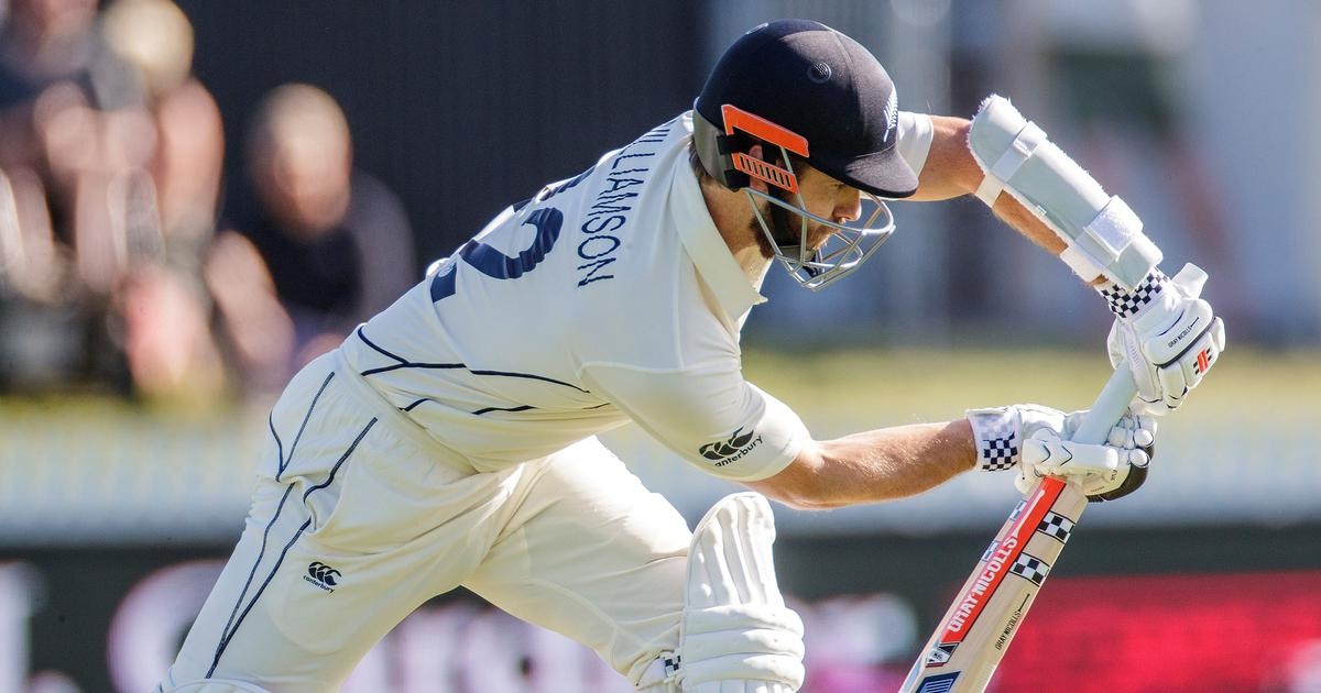 NZ vs WI, 1st Test: Kane Williamson unbeaten on 97 as hosts finish strong on rain-hit day one