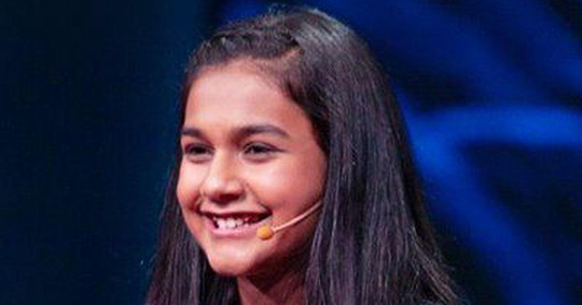 Indian-American teen named 'Time' magazine's first-ever 'Kid of the Year'