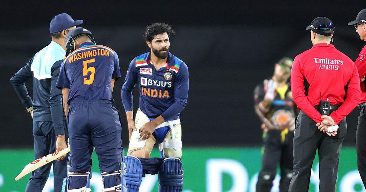 First T20I: All you need to know about Ravindra Jadeja-Yuzvendra Chahal concussion substitution
