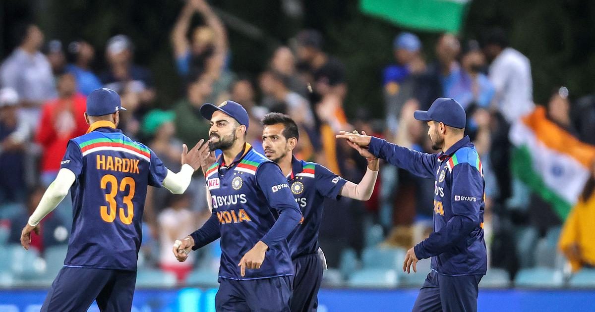 Video highlights: After Jadeja's superb knock and Chahal's super-sub show, India take 1-0 lead