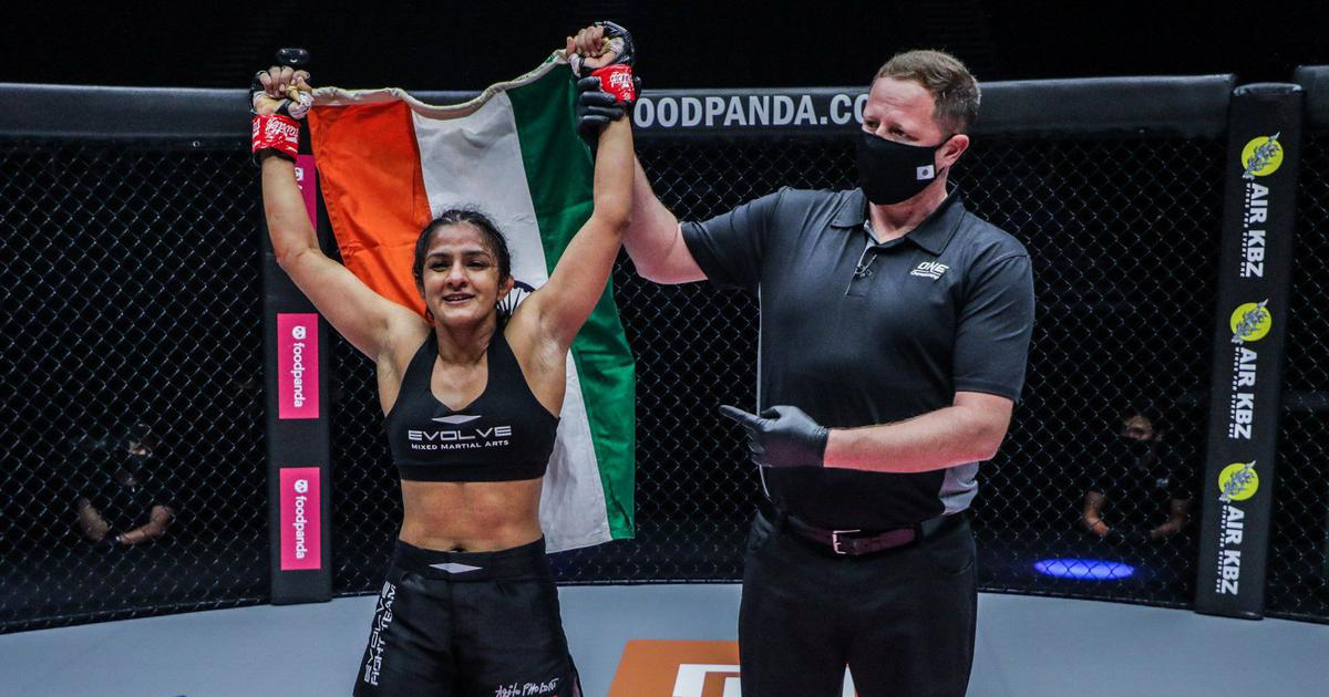 Mixed Martial Arts: India's Ritu Phogat maintains her perfect record with fourth win on the trot